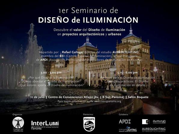 Seminario de Diseño de Iluminación