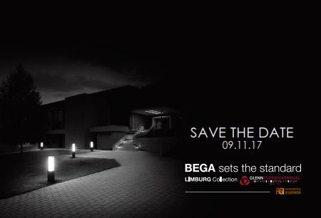BEGA sets the standard