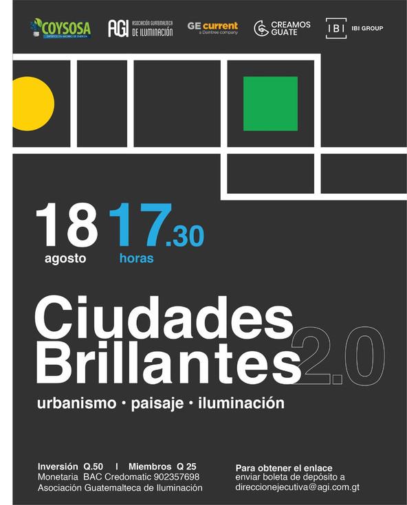Ciudades brillantes 2.0