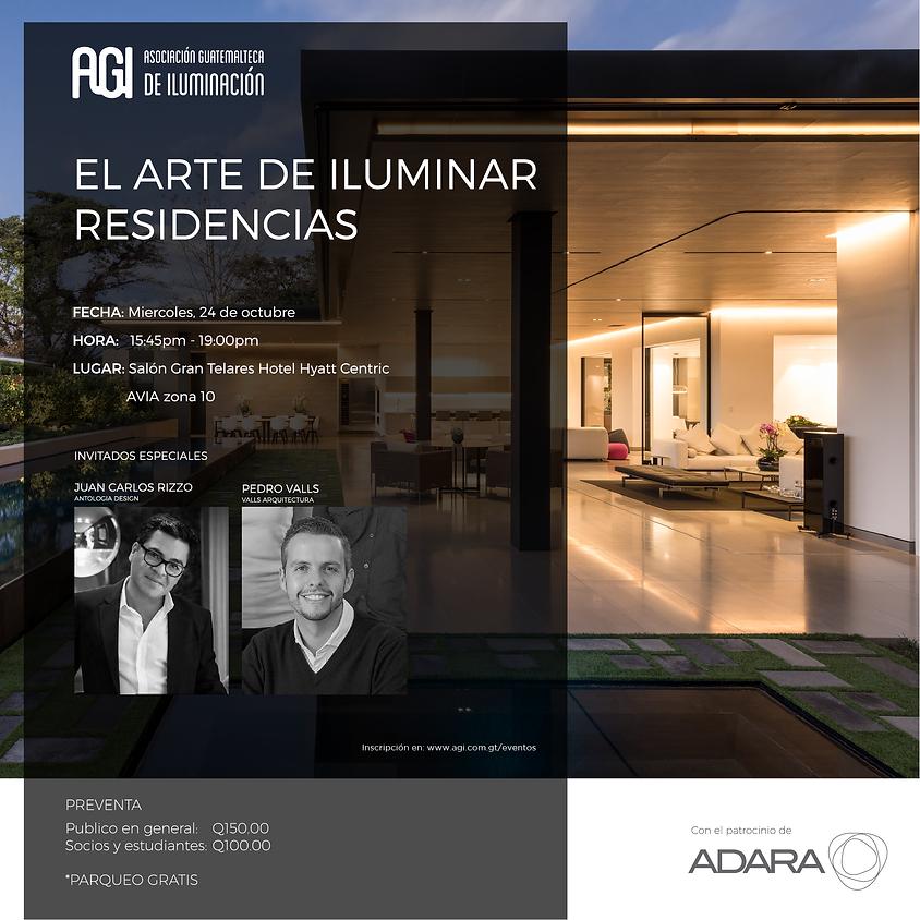 El Arte de Iluminar Residencias