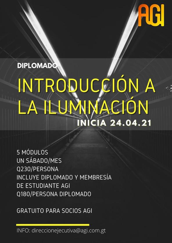 Diplomado: Introducción a la Iluminación