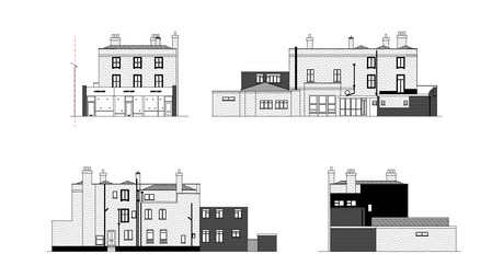 Listed Building Consent to Commercial Building
