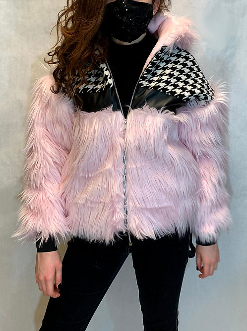 BUBBLE GUM COAT