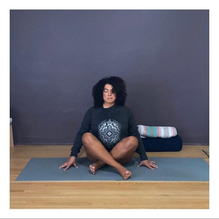 Meditation with Cherish