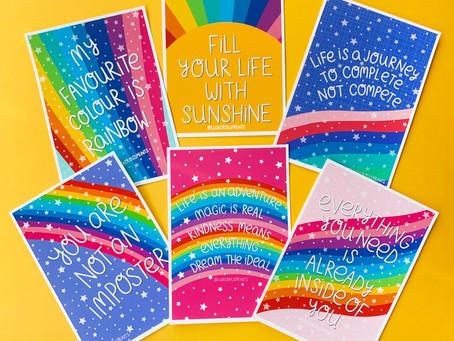 New Positivity Prints