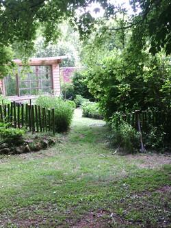 Le jardin vous est ouvert !