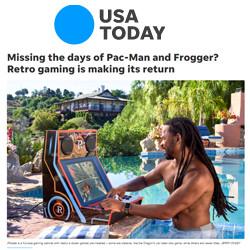 iiRcade - USA Today
