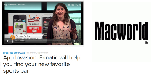 Fanatic - MacWorld