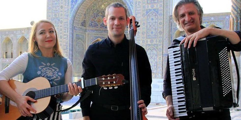 Zulya and the Children of the Underground Trio