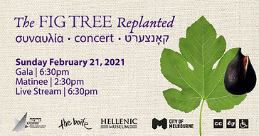 The Fig Tree Replanted is a reinterpretation of The Fig Tree, the award-winning show and musical companion to the popular book of short stories of the same name by beloved Melbourne author Arnold Zable.