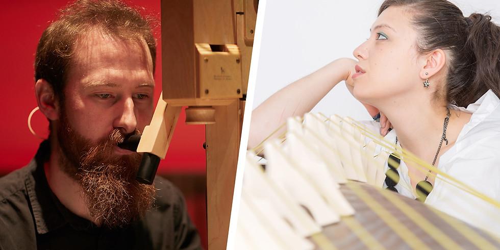 Unknown Mirrors with Ryan Williams and Miyama McQueen-Tokita