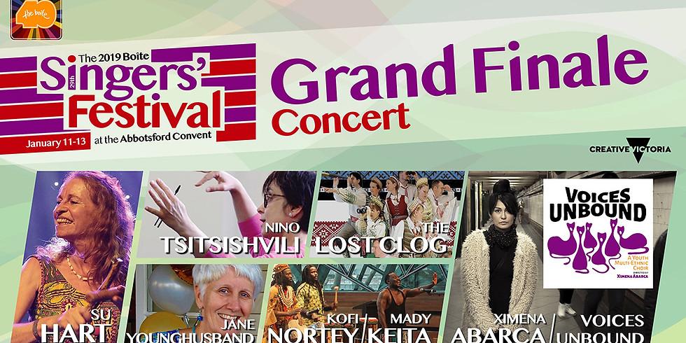 Grand Finale Concert