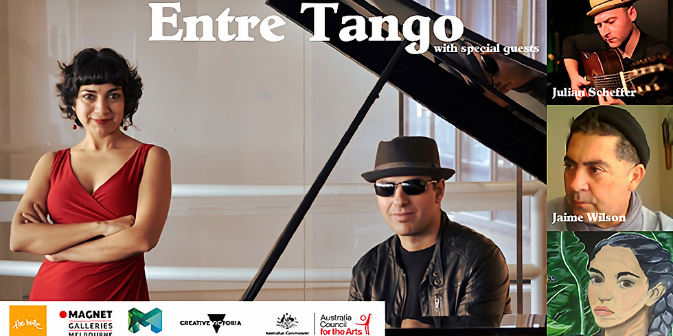 Entre Tango and guests