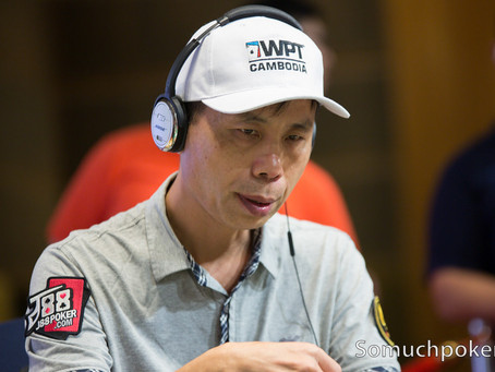 JAE KYUNG SIM ELIMINATED IN 3RD PLACE ($59,400)