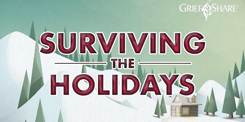 Griefshare: Surviving the Holidays Seminar
