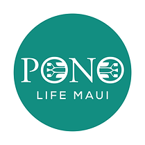 PONO LIFE MAUI - LOGO - Please delete fi