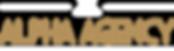 Alpha Agency Logo CMYK WhiteGold.png