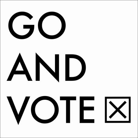 GO AND VOTE