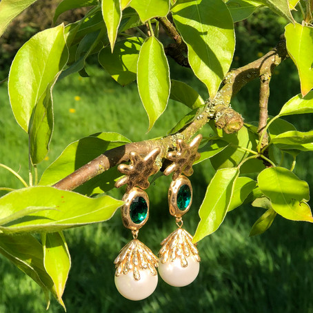 The Obsessions- Statement Earrings