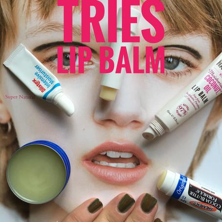Ben Tries: Lip Balm...