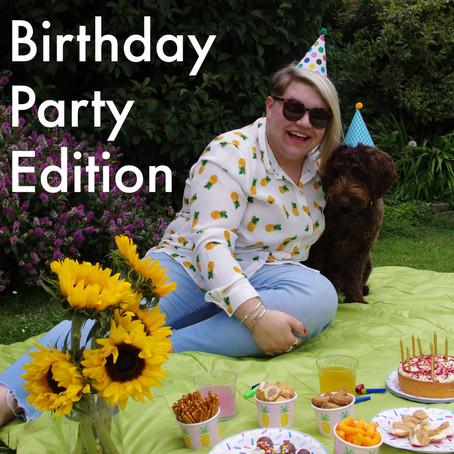 Ben Tries : Birthday Party Edition