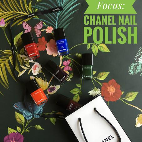 Chanel Nail Polish...