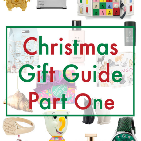 2017 CHRISTMAS GIFT GUIDE- PART ONE