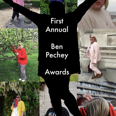 The Ben Pechey Awards Part 1