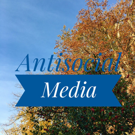 Antisocial Media...