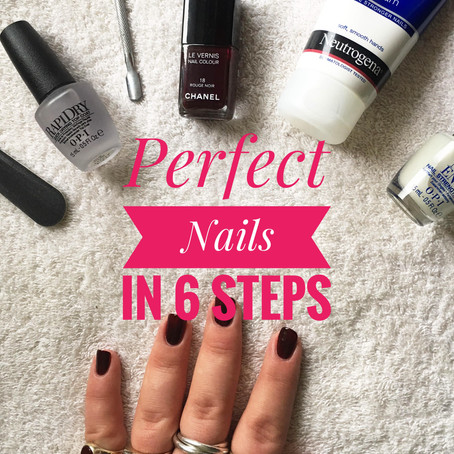 Perfect Nails in 6 Steps...