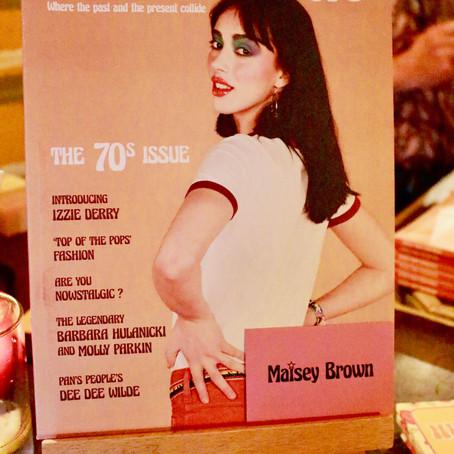 Hunky Dory Magazine Launch