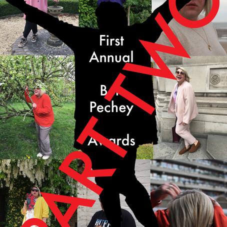 The Ben Pechey Awards Part 2