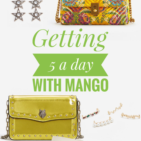 Getting 5 A Day with Mango...