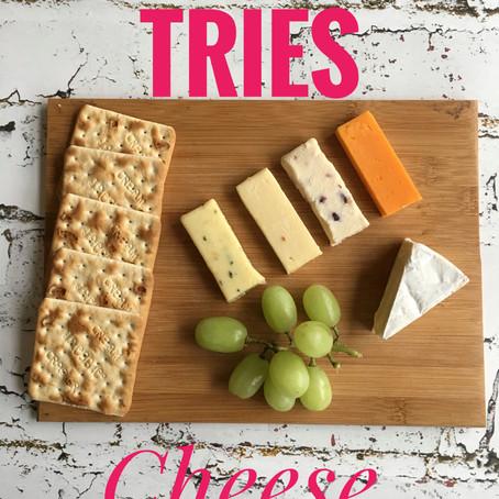 Ben Tries: Cheese...