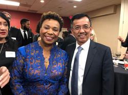 David and Barbara Lee