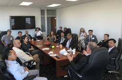 meeting with Senator Tim Kaine 3