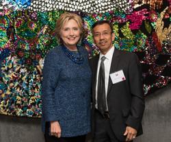 David and Ba Clinton