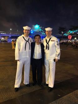 Ham Doi Hai Quan Hoa Ky den VN 201803