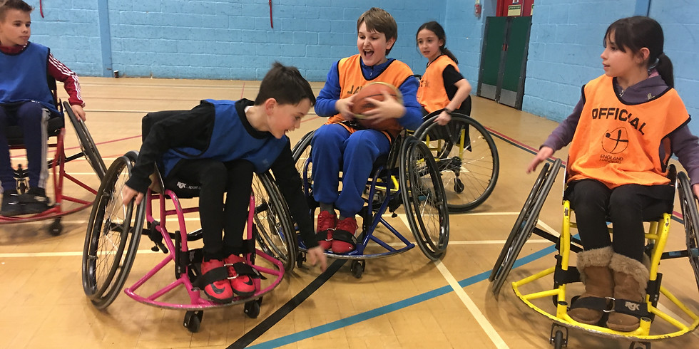 Wheelchair Basketball taster session