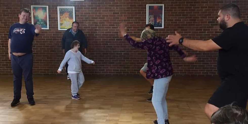 Tuesday Dance Inclusion Project