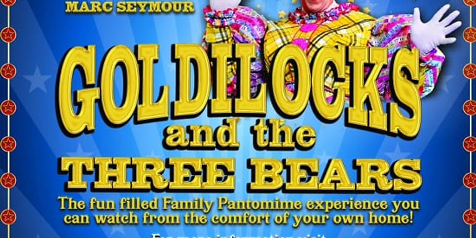 Panto time - Goldilocks and the 3 bears