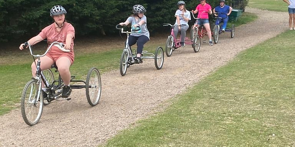 Fitness / cycling 1st September