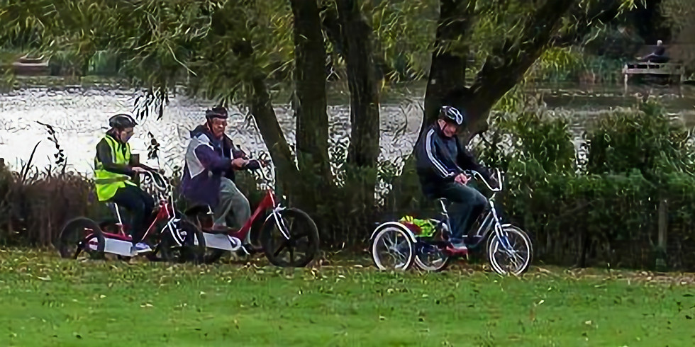Wednesday Cycling Inclusion Project