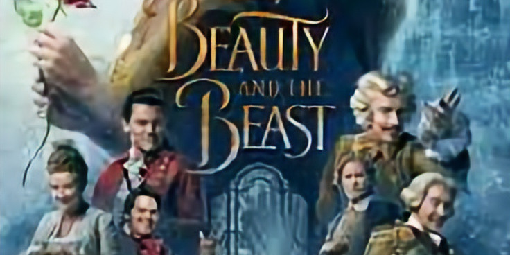 Watch with us - Beauty & the beast