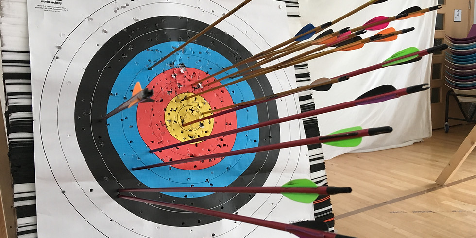 Home Ed Archery all 3 sessions