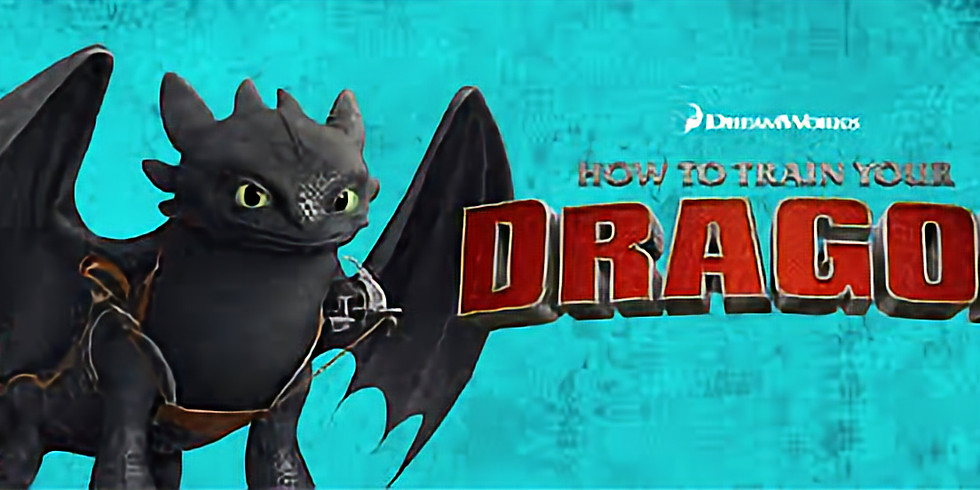 Watch with us - How to train your dragon 2