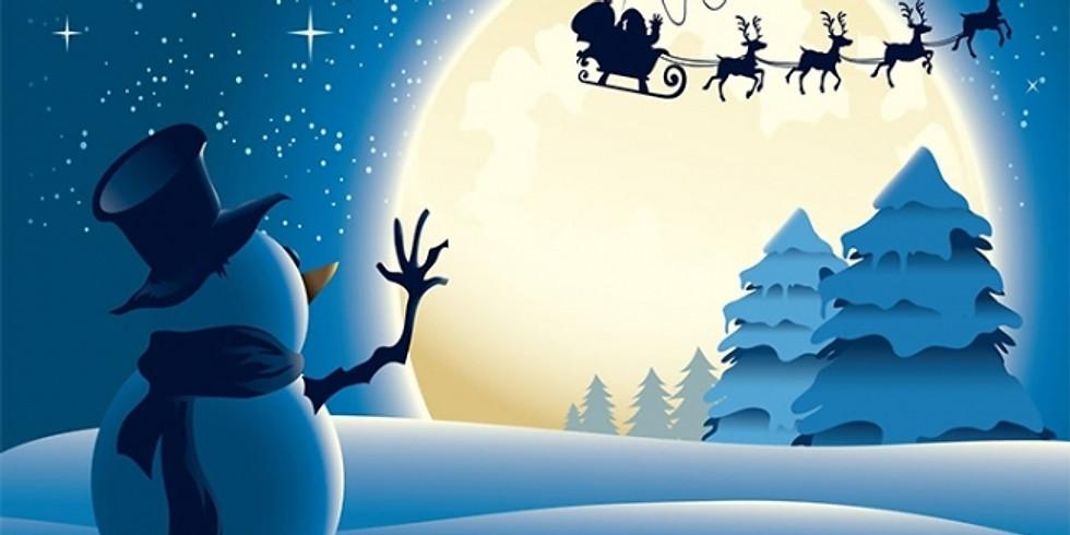 SAP Christmas disco