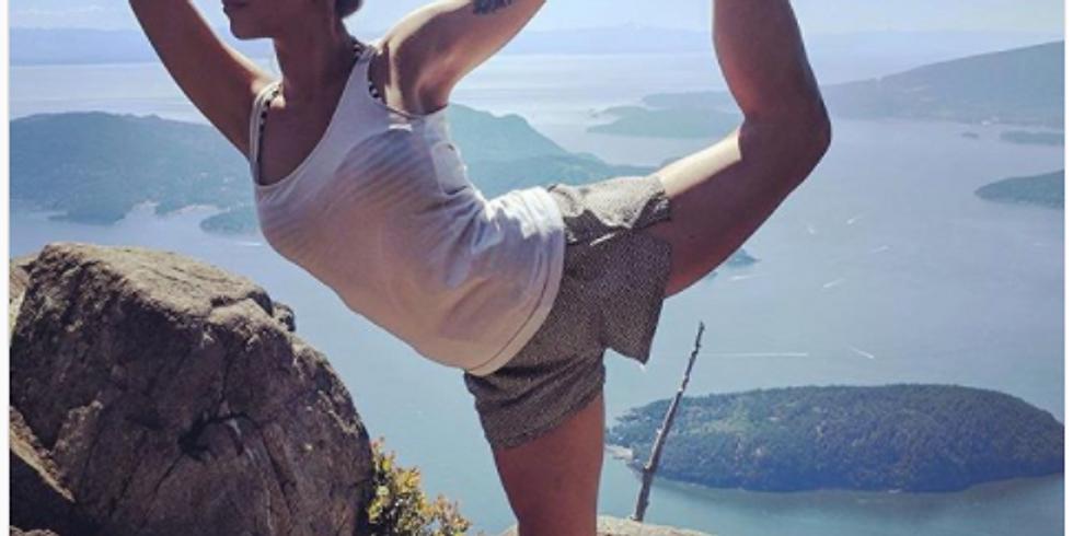 Yoga : trouver le confort dans l'inconfort 🧘