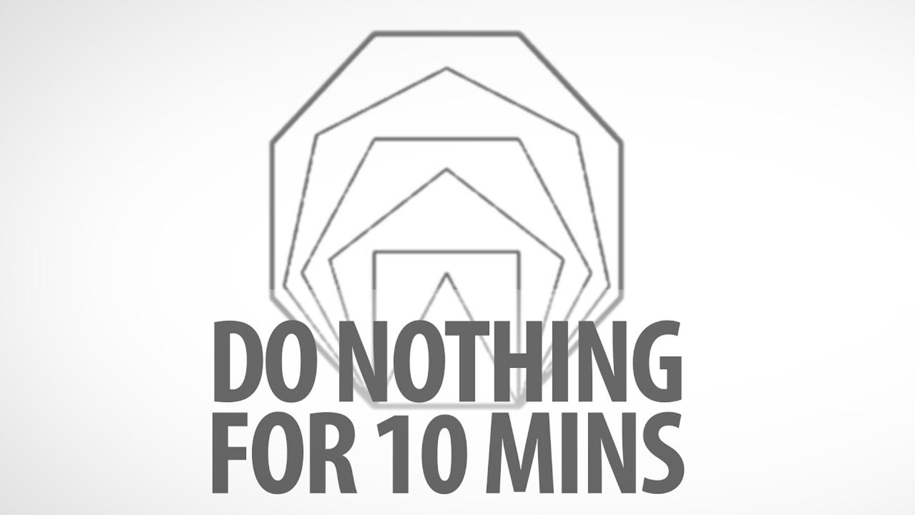 Respirer et relaxer : 10 minutes à ne rien faire !