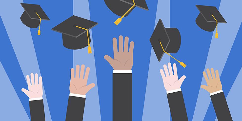 Préparez-vous entre finissants pour la graduation 2020